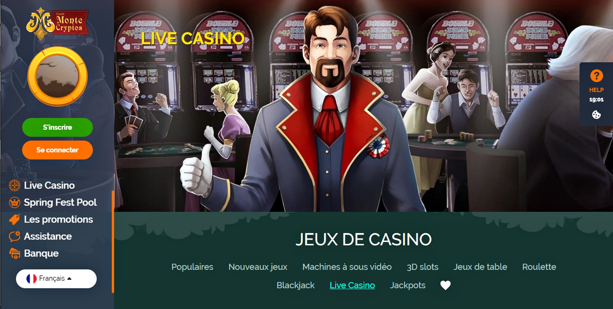bonus montecryptos casino